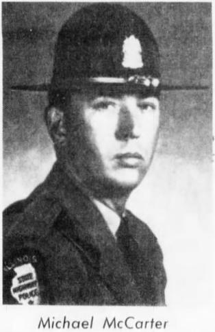 Trooper Michael K. McCarter | Illinois State Police, Illinois