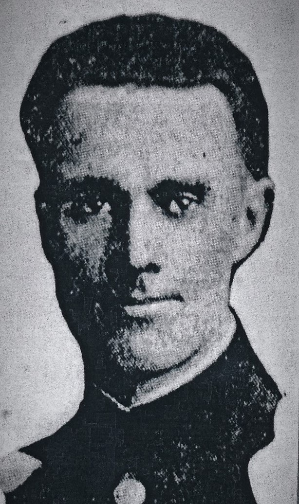 Police Officer William W. McClintock | St. Paul Police Department, Minnesota