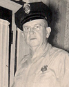 Policeman William Thompson McCown | Cedartown Police Department, Georgia