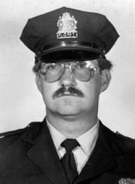 Police Officer William George McCracken | Philadelphia Police Department, Pennsylvania