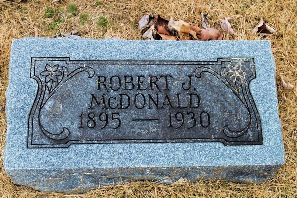 Trooper Robert Jefferson McDonald | Illinois State Police, Illinois