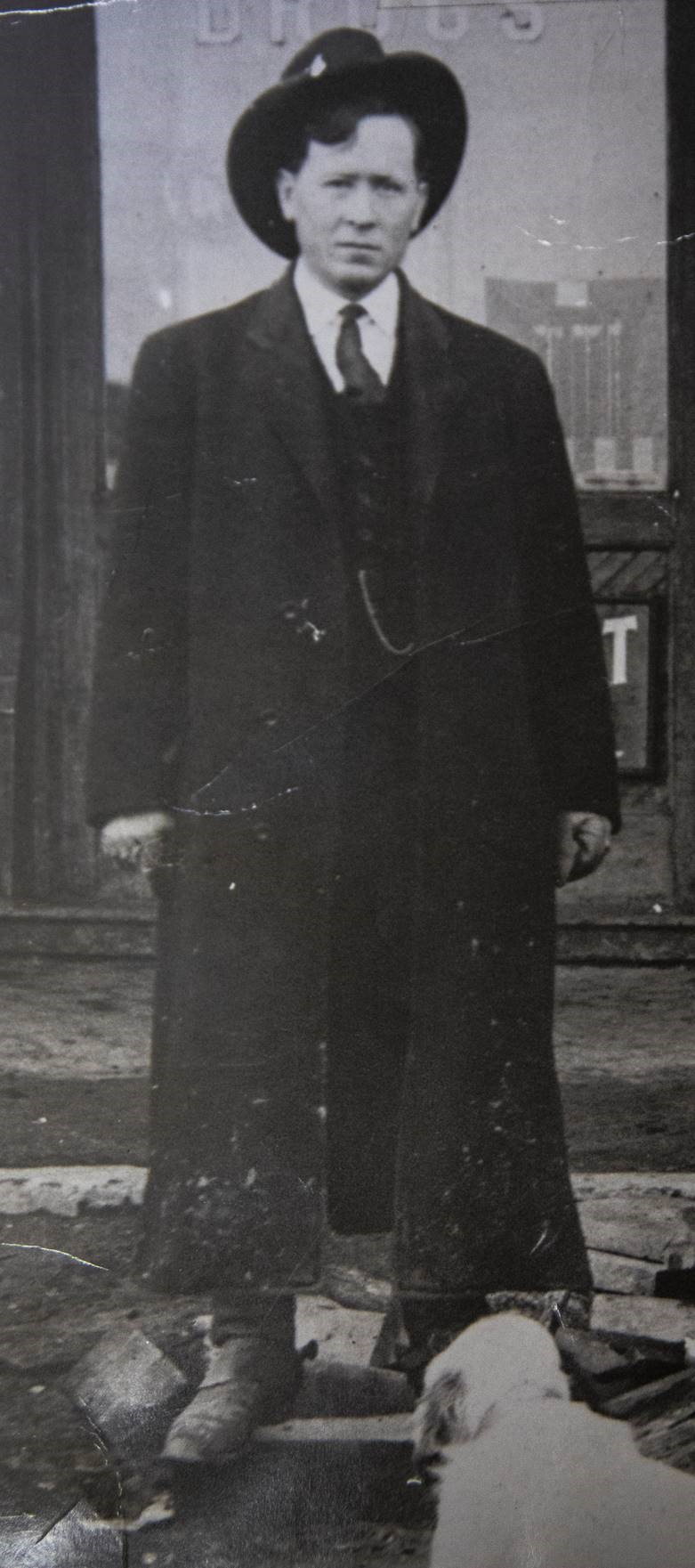 Private Dan Lafayette McDuffie | Texas Rangers, Texas