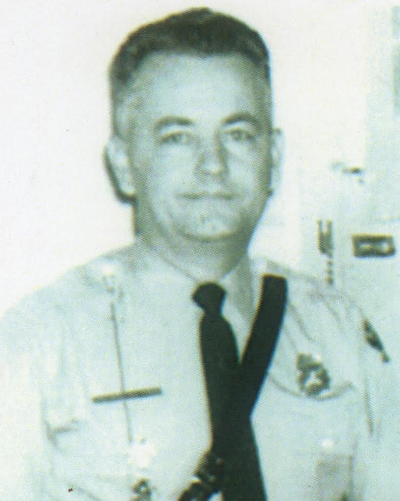 Patrolman Gordon McFall | Osceola Police Department, Arkansas