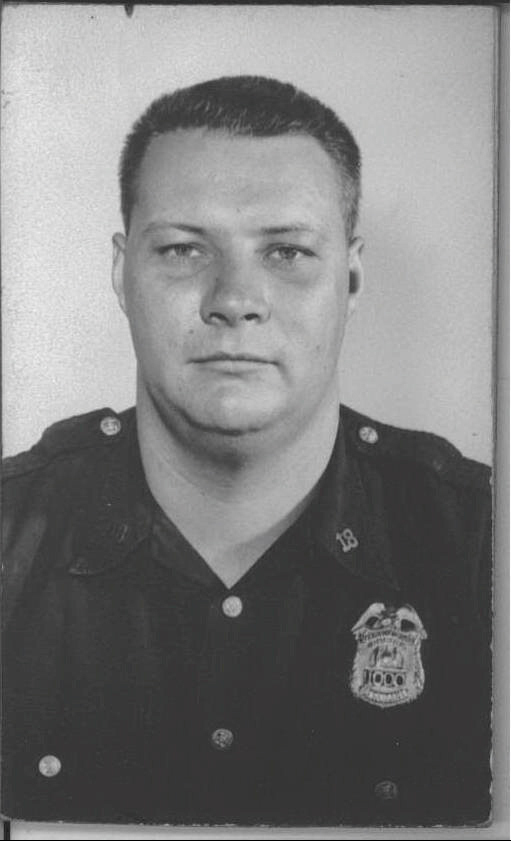 Sergeant Cornelius P. McGowan | New York City Police Department, New York