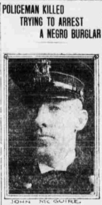Patrolman John McGuire | Pelham Manor Police Department, New York