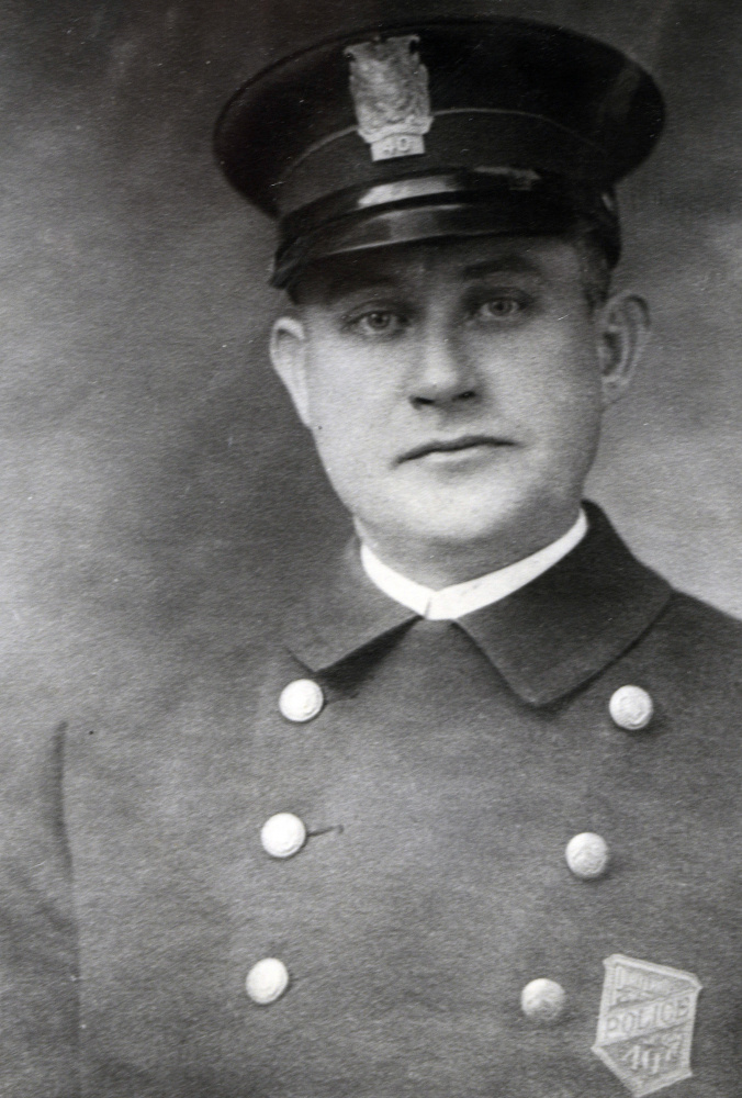 Patrolman Charles E. McIntosh | Portland Police Department, Maine
