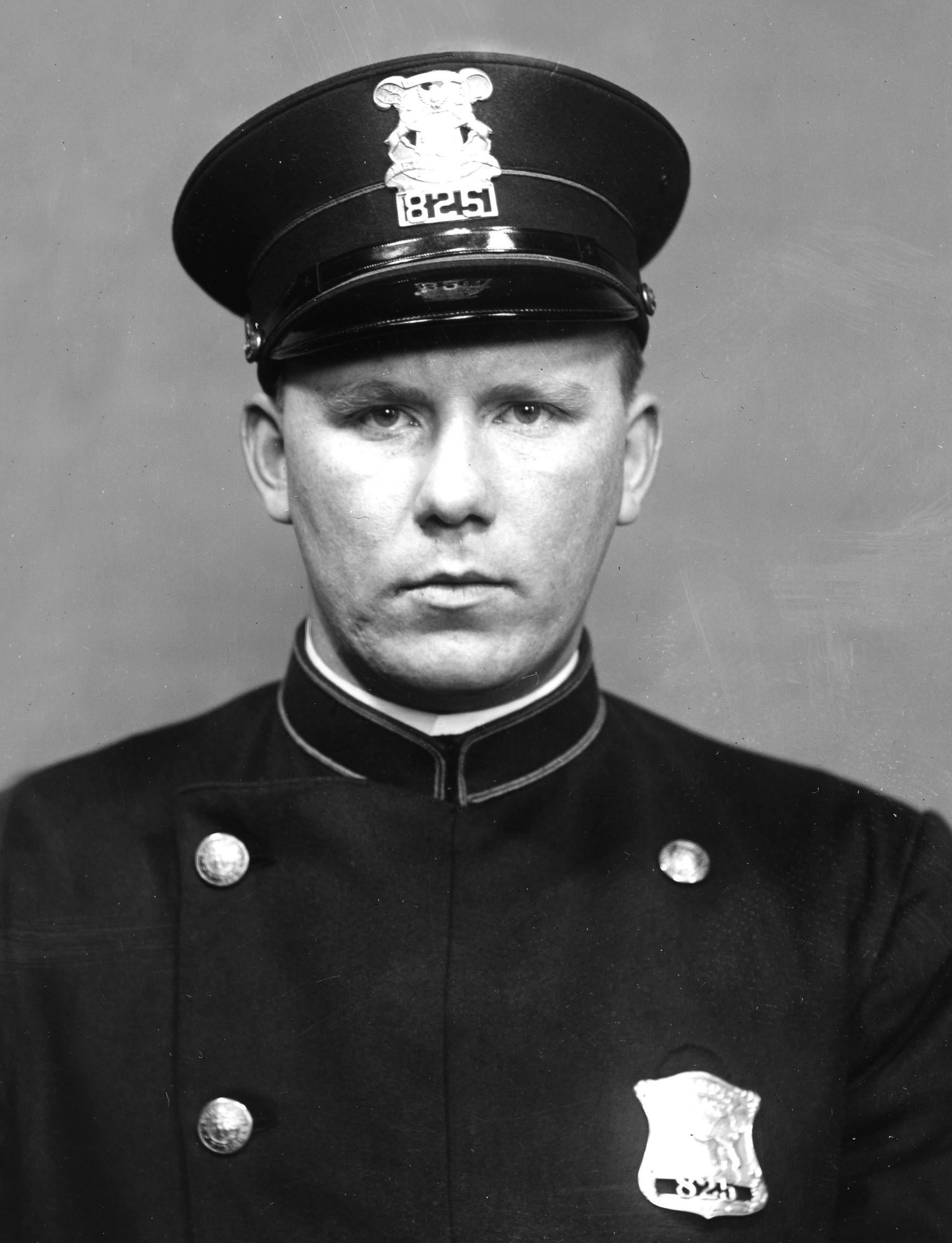 Detective Sergeant Charles Daniel McKenna | Detroit Police Department, Michigan