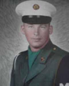 Private First Class Robert J. McKenna, United States Army