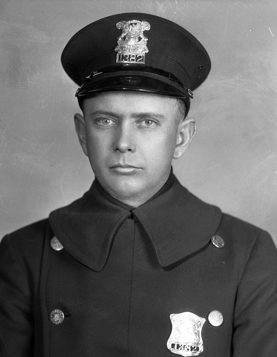 Police Officer Charles C. McMillan | Detroit Police Department, Michigan