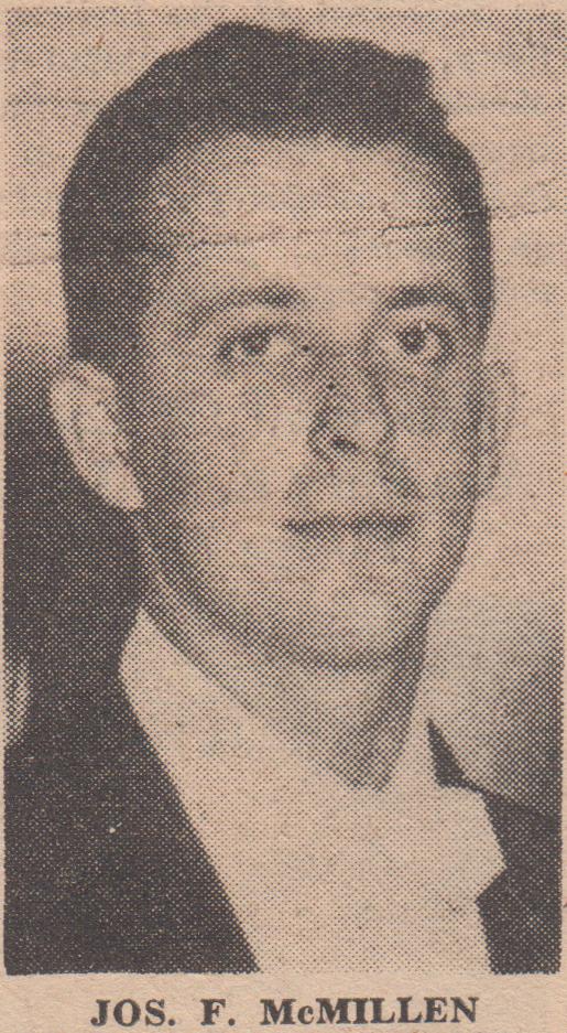 Private Joseph Francis McMillen | Pennsylvania State Police, Pennsylvania