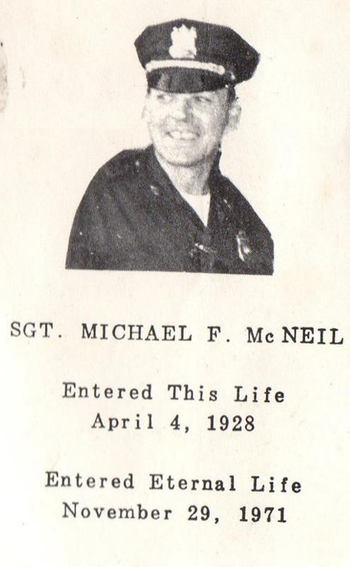 Sergeant Michael F. McNeil, Jr. | Albany Police Department, New York