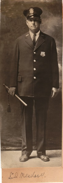 Detective Albert Sidney Meadows | Springfield Police Department, Missouri