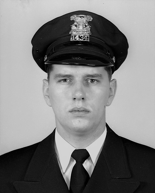 Police Officer James E. Meeks, Jr.   Detroit Police Department, Michigan