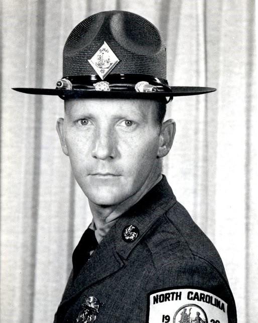 Patrolman Leonard Meeks, Jr.   North Carolina Highway Patrol, North Carolina