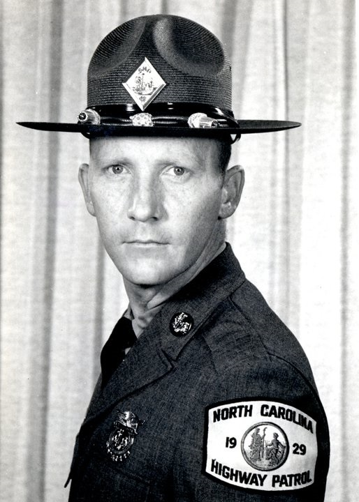 Patrolman Leonard Meeks, Jr. | North Carolina Highway Patrol, North Carolina
