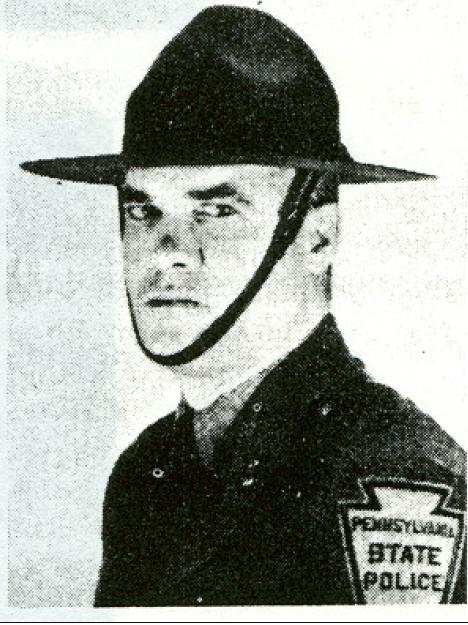 Trooper Philip C. Melley | Pennsylvania State Police, Pennsylvania