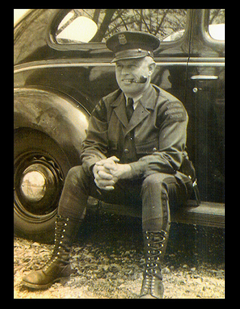Conservation Officer Thomas J. Mellon | Michigan Department of Natural Resources, Michigan