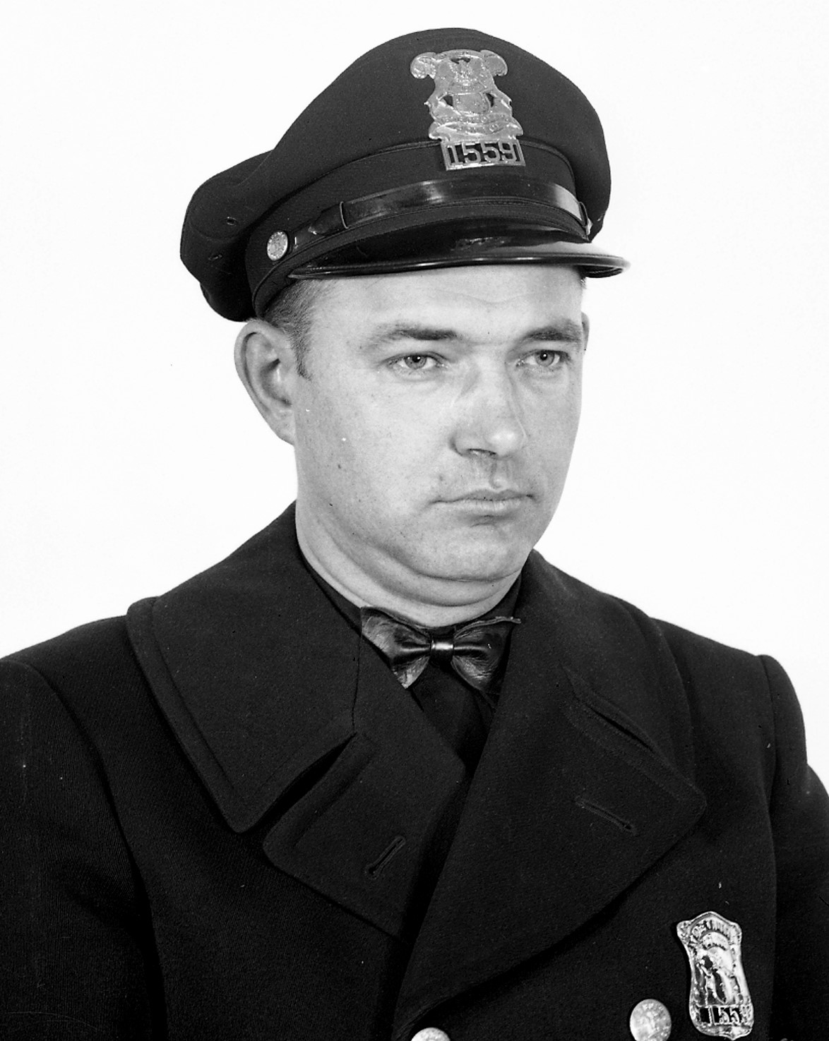 Police Officer Arthur E. Meyers | Detroit Police Department, Michigan