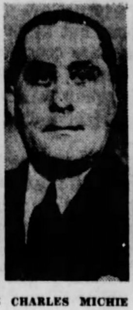 Lieutenant Charles R. Michie | New York City Police Department, New York