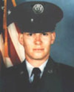 Sergeant Stacy Edward Levay, United States Air Force