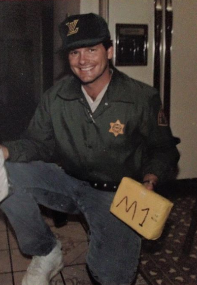 Deputy Sheriff Jack B. Miller | Los Angeles County Sheriff's Department, California