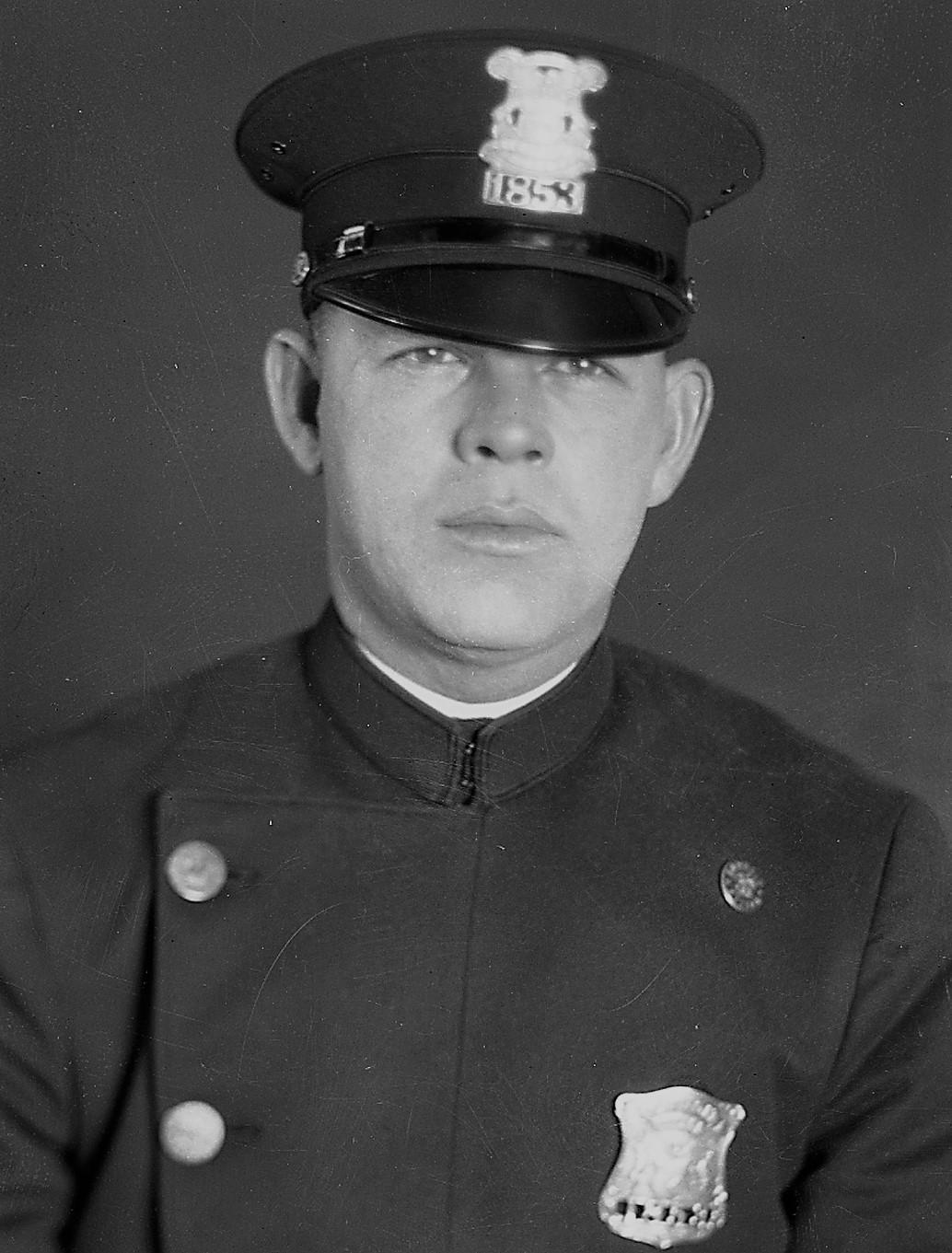 Police Officer Douglas W. Minton | Detroit Police Department, Michigan