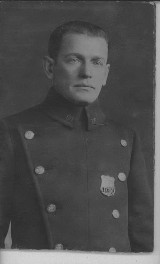 Patrolman Joseph Misischia | New York City Police Department, New York