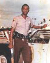 Police Officer Johnny Edward Mitchell | Metro-Dade Police Department, Florida