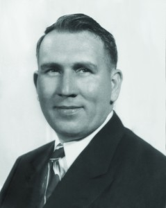 Reserve Policeman George Booker Mogle | Los Angeles Police Department, California