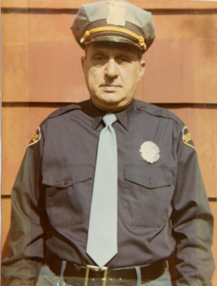 Special Police Officer John J. Montabana   Trumbull Police Department, Connecticut