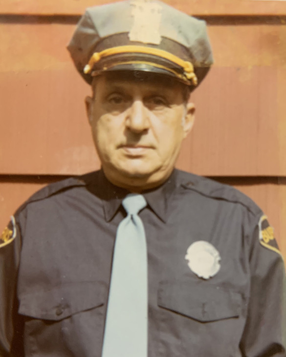 Special Police Officer John J. Montabana | Trumbull Police Department, Connecticut