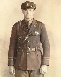 Officer Theodore Augustus Moore | Maryland State Police, Maryland
