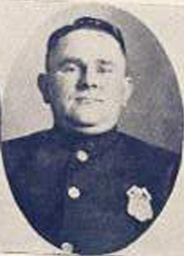 Patrolman Clyde H. Morgan   Roanoke City Police Department, Virginia
