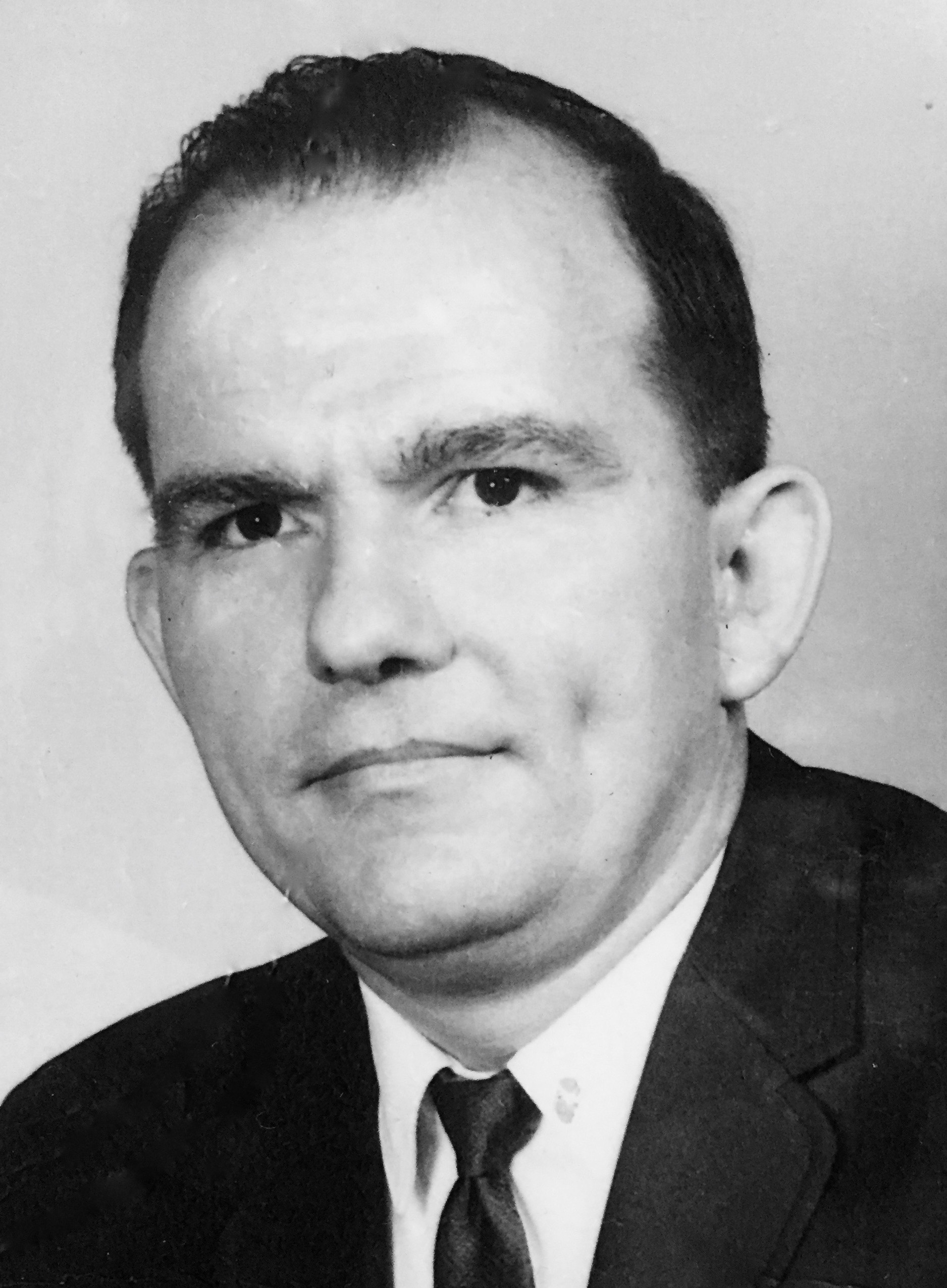 Detective Sergeant William Kenneth Mortimer   Dayton Police Department, Ohio