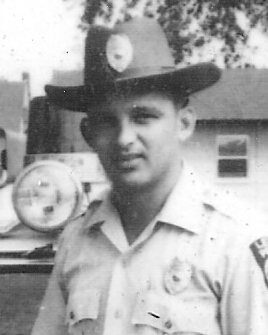 Patrolman George August Moulat | Reeds Spring Police Department, Missouri