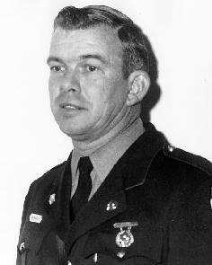 Sergeant Wallace Johnson Mowbray   Maryland State Police, Maryland