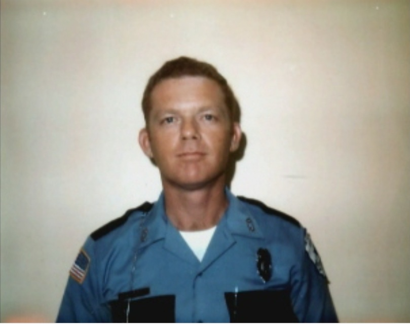 Patrol Officer William Riley Mullins, Jr. | Yorktown Police Department, Texas