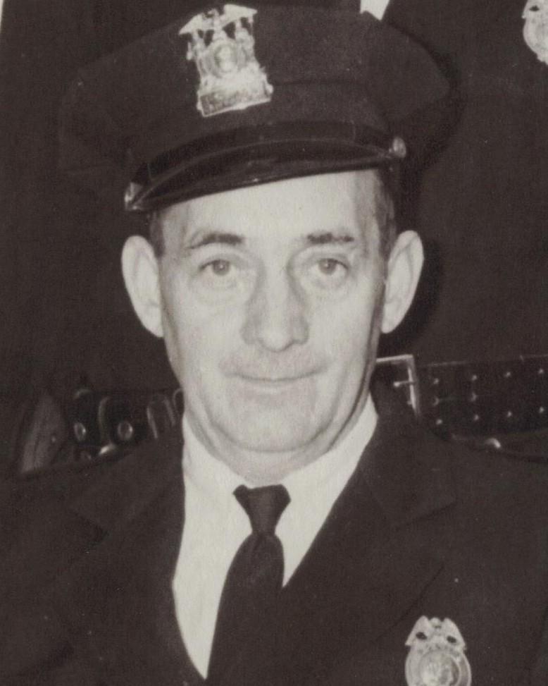Patrolman Robert A. Mumford | Sherrill Police Department, New York