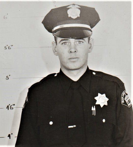 Traffic Officer Vincent Eugene Munch   San Luis Obispo Police Department, California