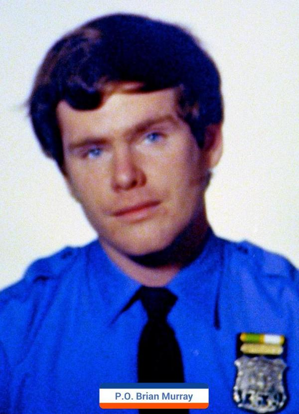 Police Officer Brian J. Murray | New York City Police Department, New York