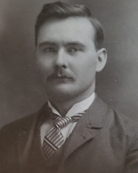 Federal Prohibition Agent Murdock E. Murray | United States Department of the Treasury - Internal Revenue Service - Prohibition Unit, U.S. Government