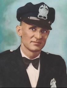 Patrolman Frank Neighbors | North Little Rock Police Department, Arkansas