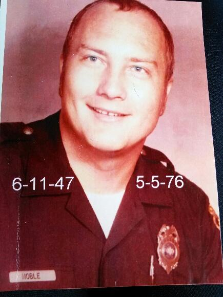 Officer William Evans Noble | Montgomery Police Department, Alabama