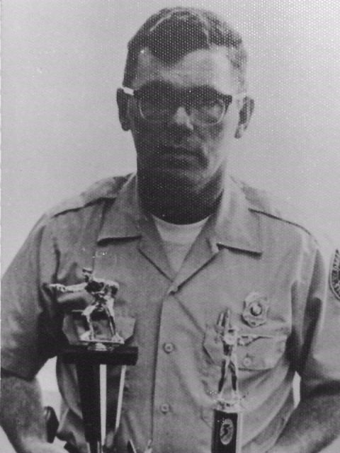 Game Warden Elmer Leon Nonnast | Kansas Department of Wildlife, Parks, and Tourism - Law Enforcement Division, Kansas