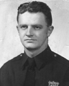 Patrolman Joseph W. Norden | New York City Police Department, New York