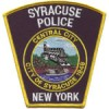 Syracuse Police Department, New York