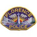 Florence Police Department, Alabama