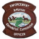 Sergeant darrell monty carmikle arkansas game and fish for Arkansas game and fish commission