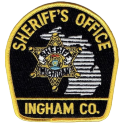 Ingham County Sheriff's Office, Michigan