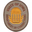 Iowa Department of Corrections, Iowa